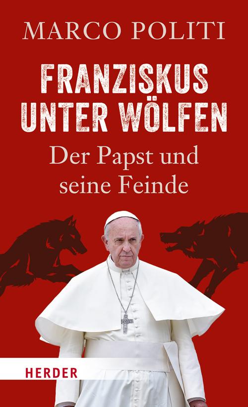 Buchcover: Politi Franziskus unter Wölfen
