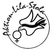 Logo der Aktion LilaStole